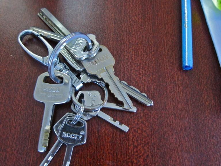keynames